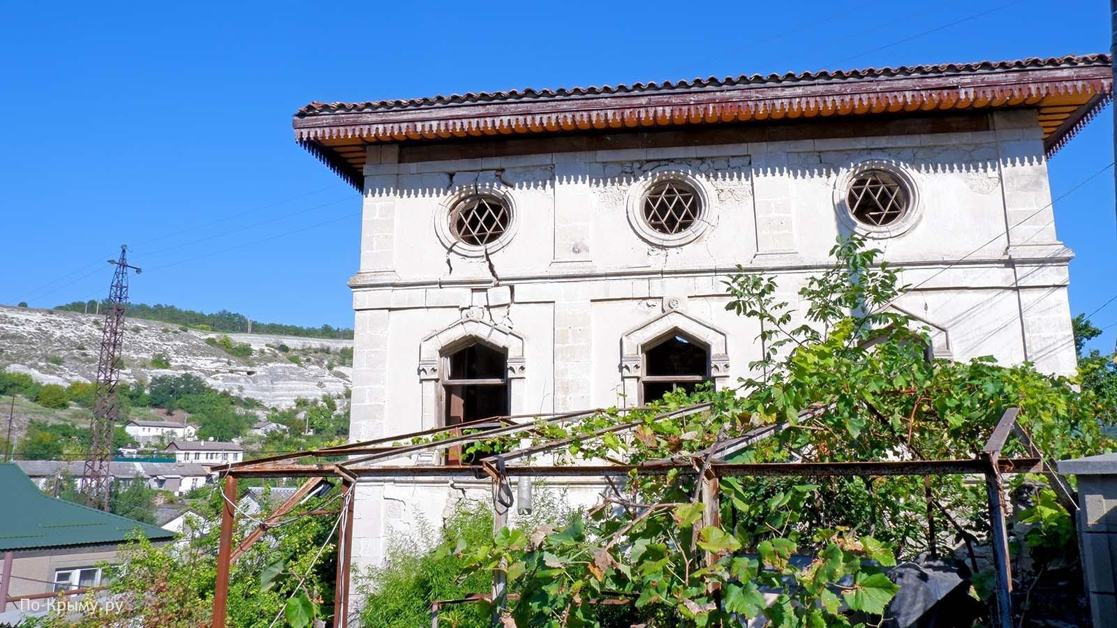 Мечеть Исми Хан Джами в Бахчисарае