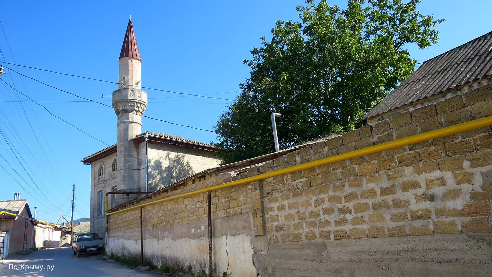 Мечеть Молла Мустафа Джами, Бахчисарай