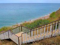 Лучший пляж Качи