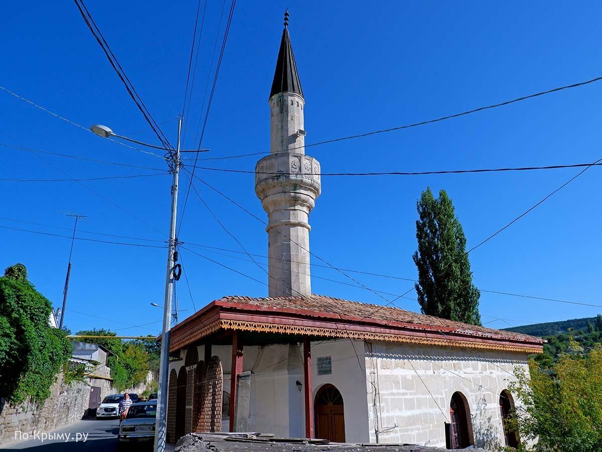 Мечеть Тахталы Джами на ул. Гаспринского