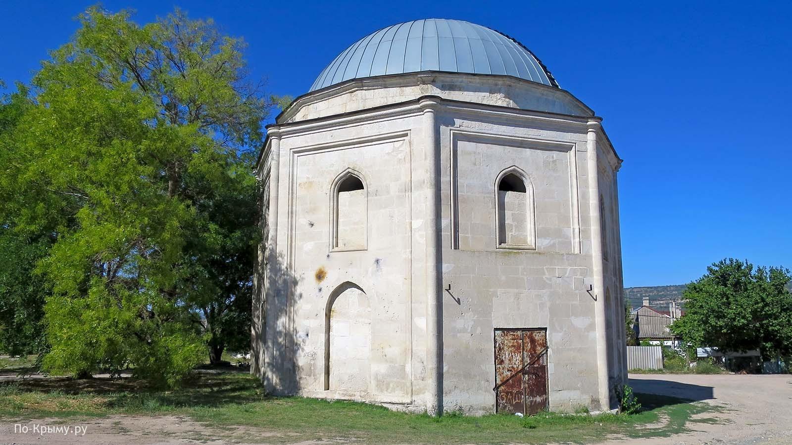 Мавзолей Мухаммед Гирея II