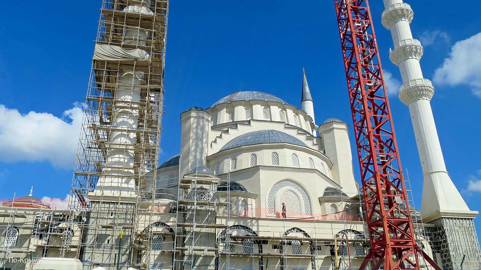 Симферопольская соборная мечеть