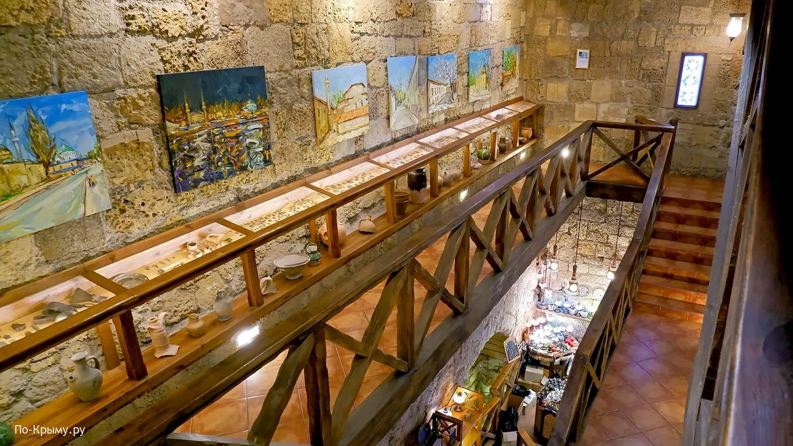 Музейный комплекс Одун-базар къапусы