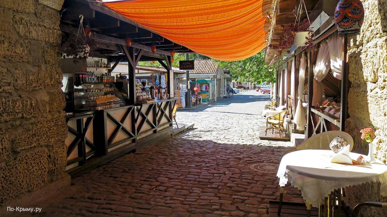 Старый город Евпатории, Крым