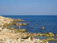 Лучший дикий пляж Севастополя