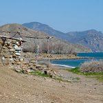 Лисья бухта — нудистский пляж Лиска и заповедник Эчки-Даг