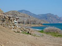 Нудистский пляж в Лисьей бухта