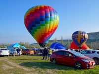 Фестиваль воздушных шаров в Крыму