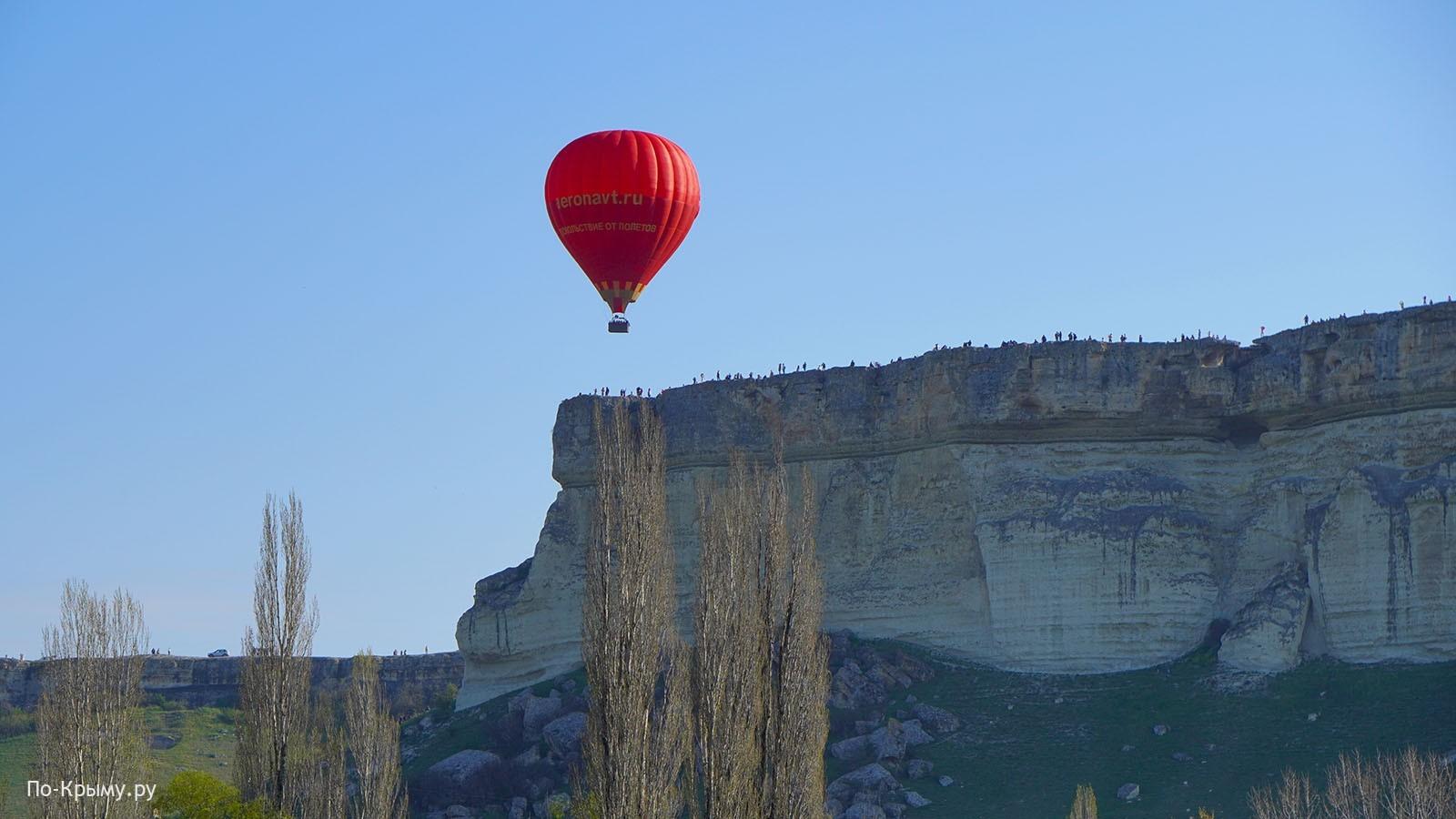 Крымский фестиваль воздушных шаров