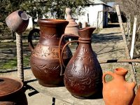 Керамическая посуда в Крыму