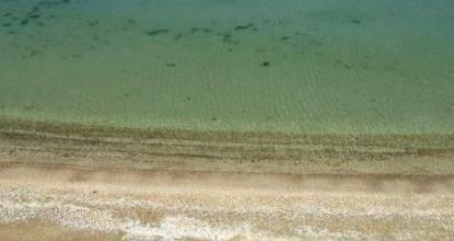 Пляж в Семеновке
