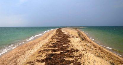 Путешествие на Запад Крыма — часть III — Турецкий вал