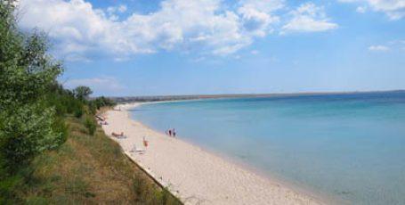 Пляж Оленевки