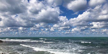 Температура воды в Крыму сейчас — карта побережья