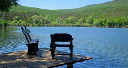 Торопова дача — отдых на Тороповском водохранилище