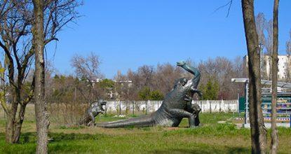 Отдых в городе Саки – лечение, достопримечательности и развлечения