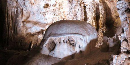 Эмине-Баир-Хосар — пещера мамонтов в Крыму