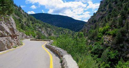 Узунджинский каньон — одно из чудес Горного Крыма