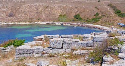 По Западу Крыма, день 2 – Тарханкутский природный парк