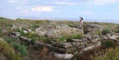 Античное городище Кульчук
