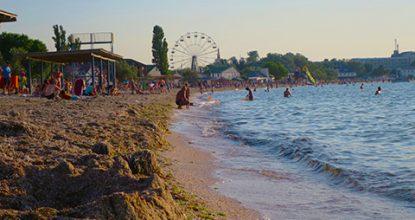 Поселок Черноморское в Крыму — достопримечательности и развлечения