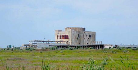 Щелкинская АЭС — рай для сталкеров и блогеров