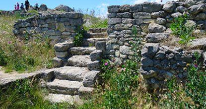 Древний Пантикапей в Керчи — столица Боспорского царства