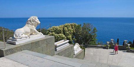 Алупка — один из лучших курортов Южного Крыма