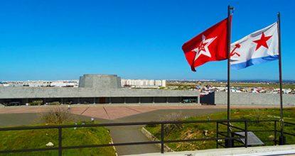 Музей 35 береговая батарея в Севастополе