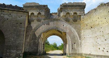 Невидимая Керченская крепость – форт Тотлебен