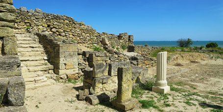 Античное городище Нимфей