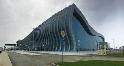 Открылся новый аэропорт Симферополя — фото-отчет