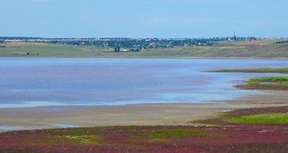 Лечебный Тобечик — соленое озеро Восточного Крыма