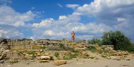 Загадки греко-скифского поселения Беляус