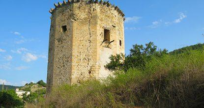 Загадочная Чоргуньская башня под Севастополем