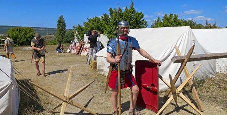 Римляне в Крыму — история в путешествиях