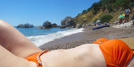 Пляж Батилиман