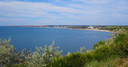 Учкуевка — лучший пляж Севастополя