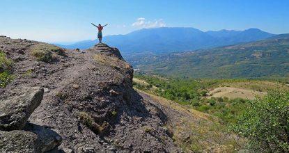 Ангарский перевал в Крыму — развлечения и достопримечательности