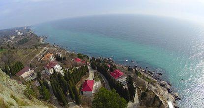 Береговое (Кастрополь) Крым