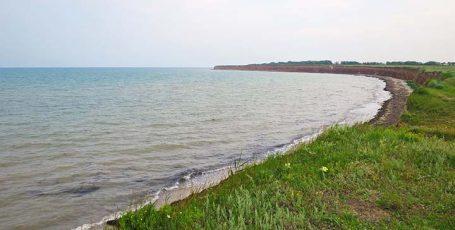 Поселок Северное в Крыму