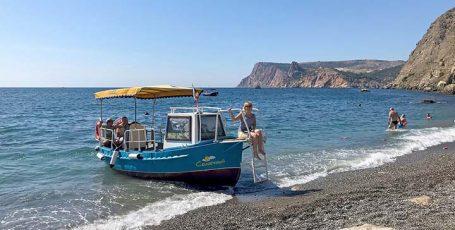 Морская прогулка к мысу Айя из Балаклавы